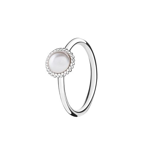 Chamilia Wisdom Swarovski Pearl Ring Large - Product number 3031861