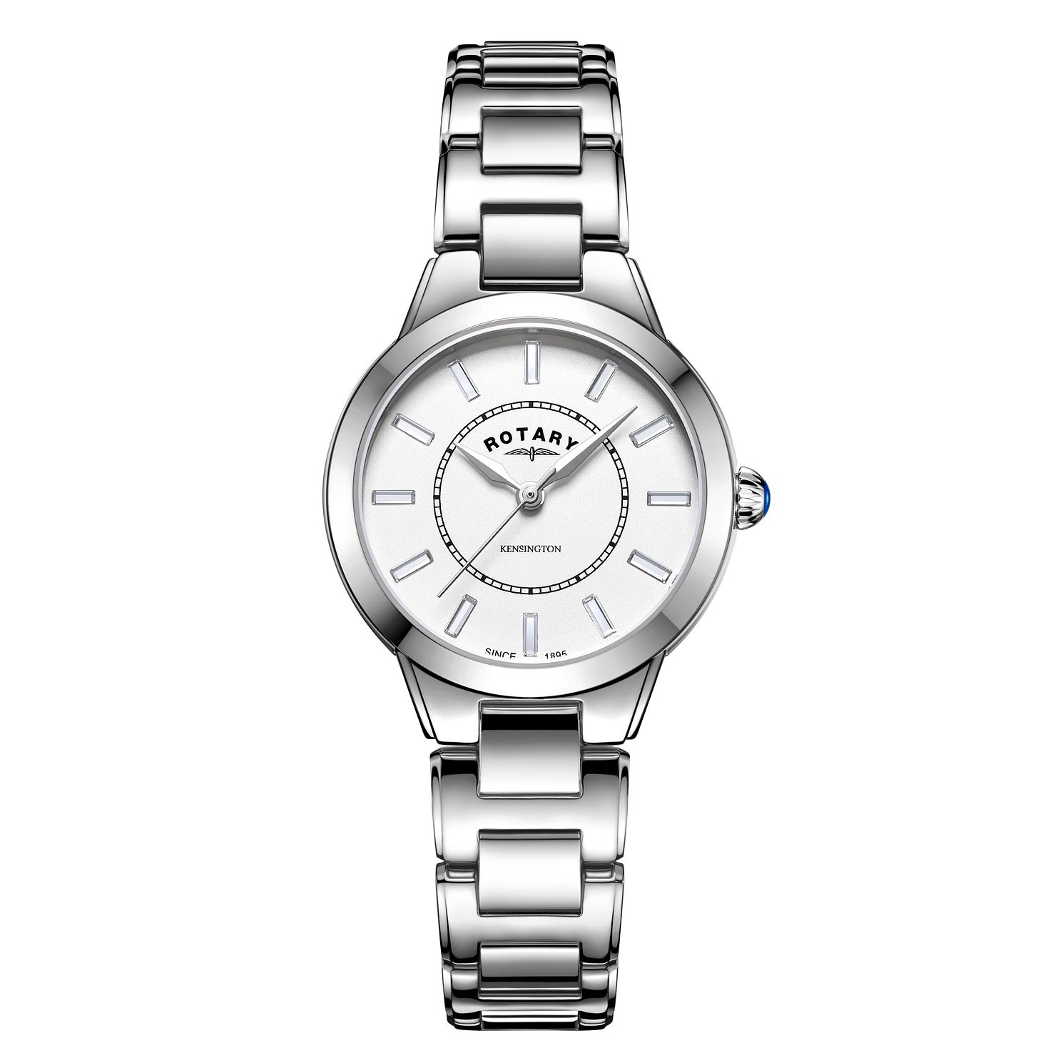 Rotary Kensington Ladies' Stainless Steel Bracelet Watch - Product number 3035441
