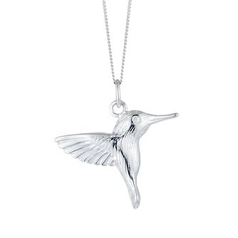 Silver Hummingbird Pendant - Product number 3046230