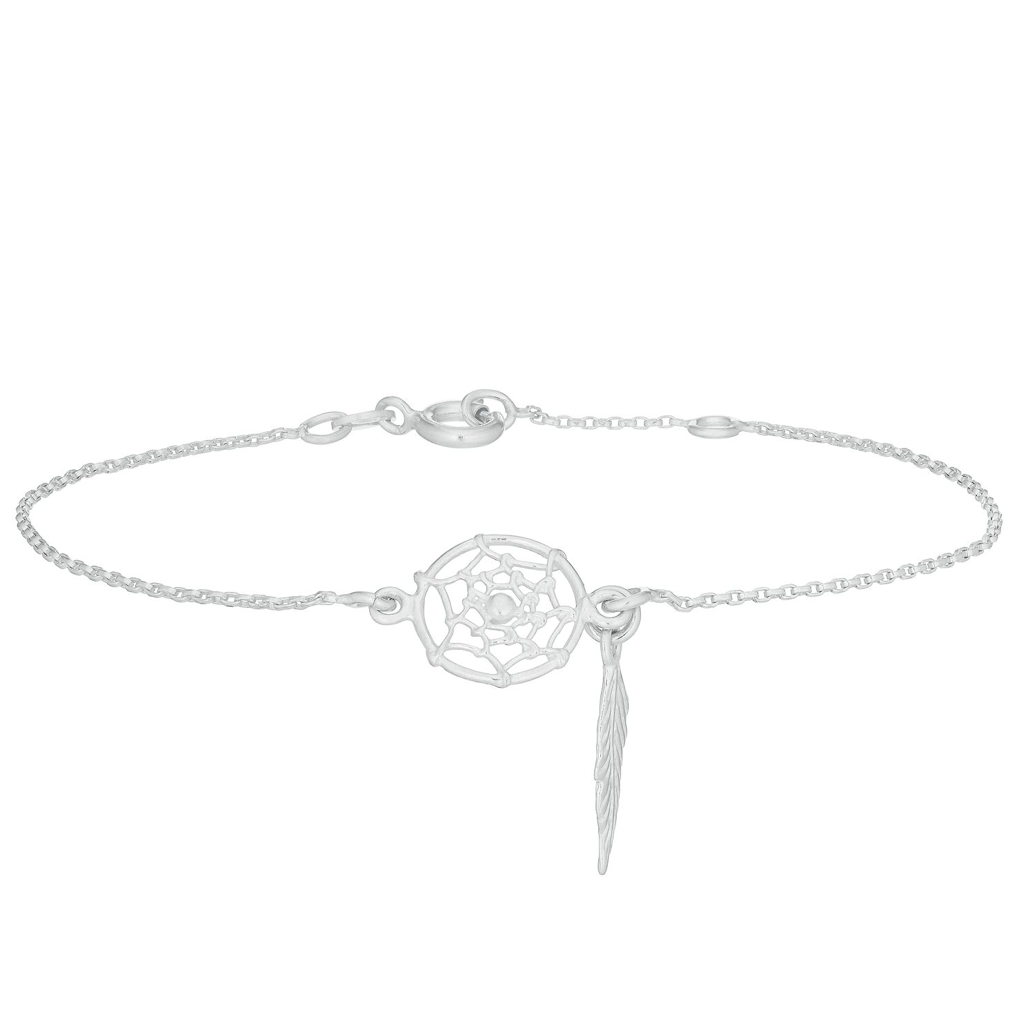 Silver Dreamcatcher Bracelet - Product number 3082636
