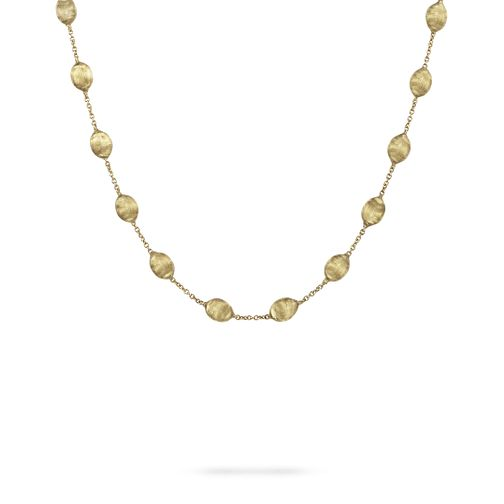 Marco Bicego Siviglia 18ct yellow gold necklet - Product number 3086593