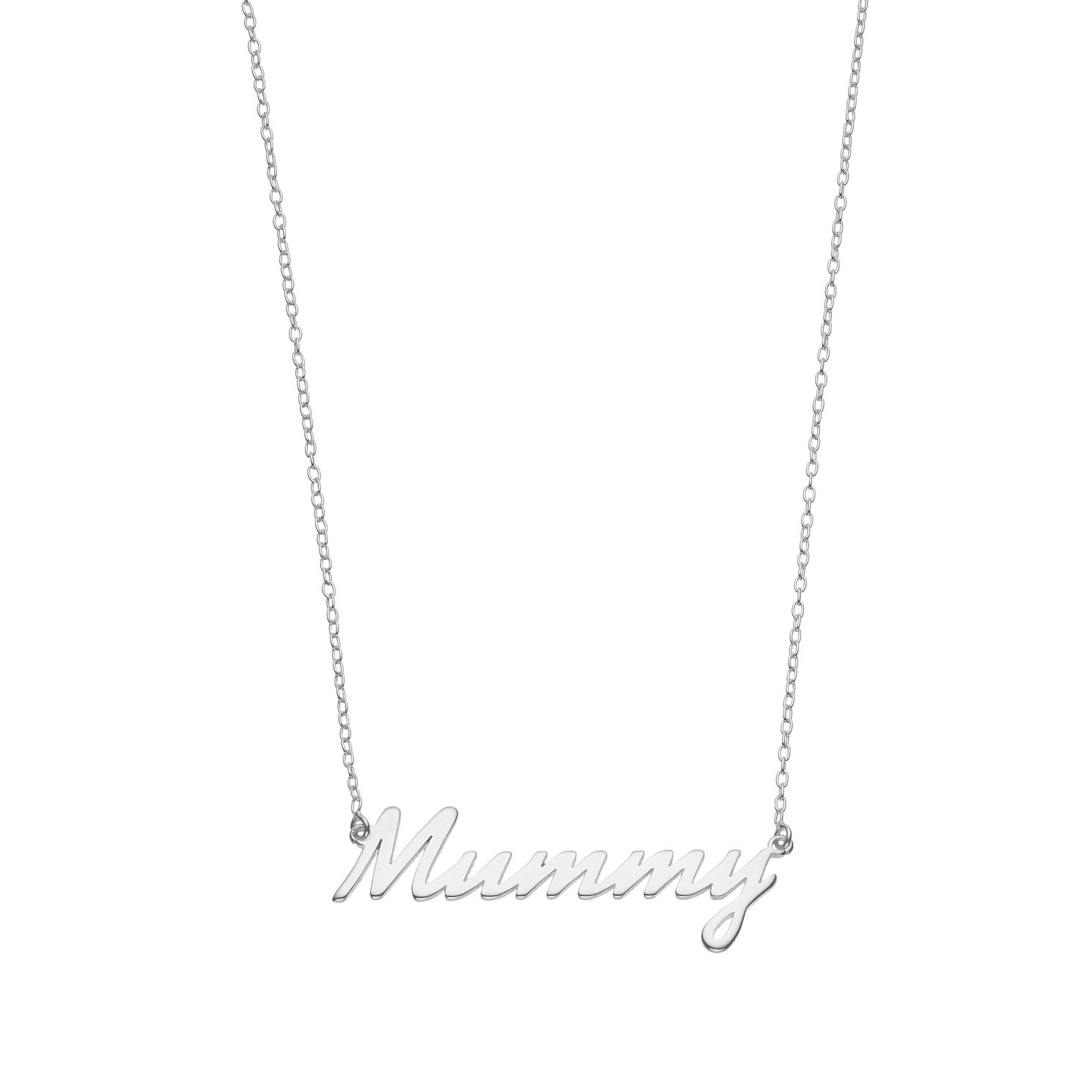 Sterling Silver Mummy Pendant - Product number 3105911
