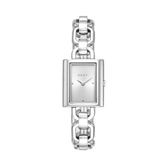 Dkny Uptown Ladies' Stainless Steel Bracelet Watch - Product number 3108554