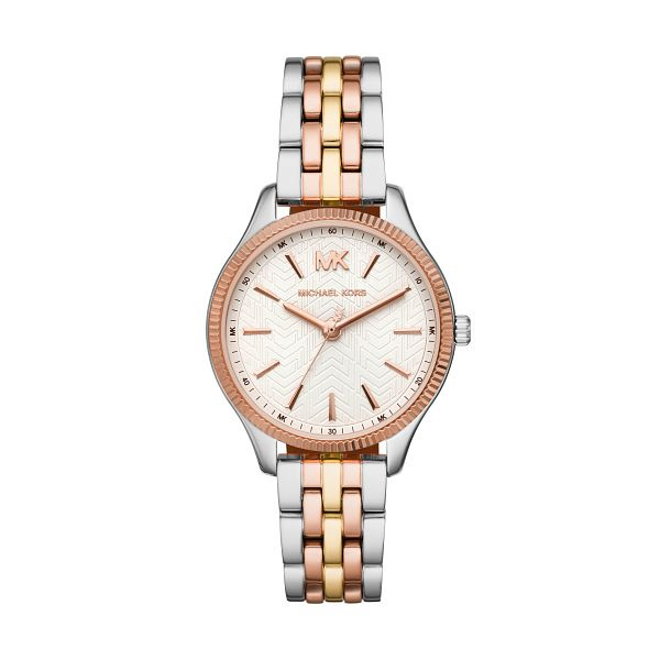 Michael Kors Lexington Ladies' Two Tone Bracelet Watch - Product number 3109488