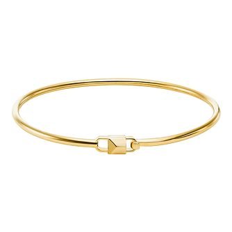 Michael Kors Mercer Link 14ct Yellow Gold Plated Bracelet - Product number 3114856