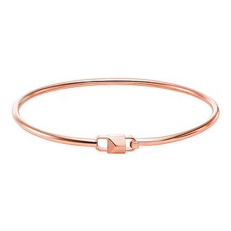Michael Kors Mercer Link Rose Gold Tone Bracelet - Product number 3115119