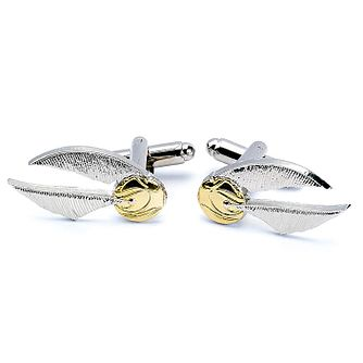 Harry Potter Golden Snitch Cufflinks - Product number 3165914