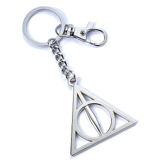 Harry Potter Deathly Hallows Keyring - Product number 3166112