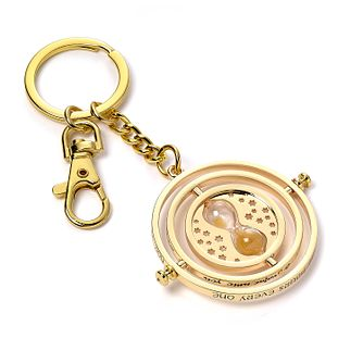 Harry Potter Rotating Time Turner Keyring - Product number 3166120