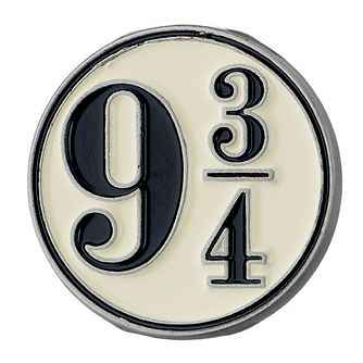 Harry Potter Platform 9 3/4 Pin Badge - Product number 3166155