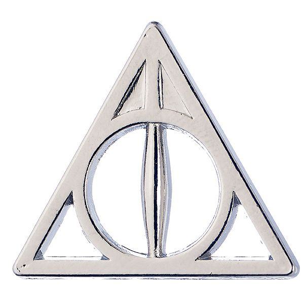 Harry Potter Deathly Hallows Pin Badge - Product number 3166171