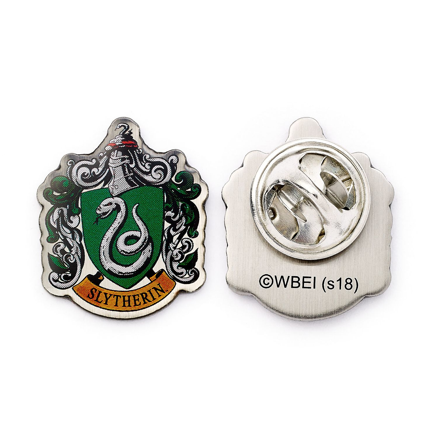 Harry Potter Slytherin Crest Pin Badge - Product number 3166236