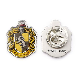 Harry Potter Hufflepuff Crest Pin Badge - Product number 3166244
