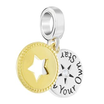 Chamilia Follow Your Own Star Charm - Product number 3171825