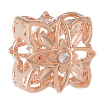 Chamilia Blush Blooming Flower Charm - Product number 3171868