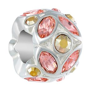 Chamilia Stained Glass Charm with Swarovski Crystal - Product number 2219182