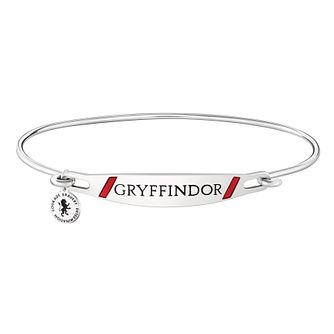 Chamilia Harry Potter Gryffindor Bangle - Red Enamel, M/L - Product number 3172201