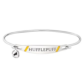 Chamilia Harry Potter Hufflepuff Bangle - Yellow Enamel, M/L - Product number 3172279