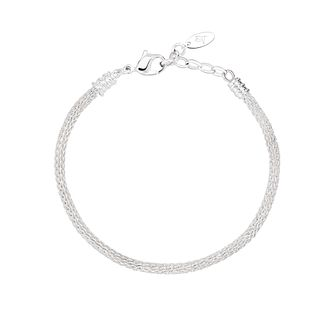 Chamilia Sterling Silver Thick Mesh Bracelet - Product number 3172309