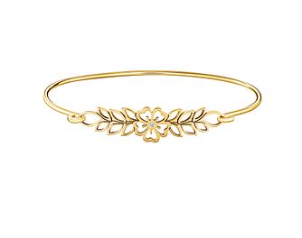 Chamilia Open Hibiscus ID Bangle - M/L - Product number 3172384