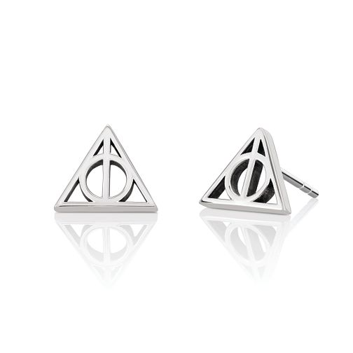 Chamilia Harry Potter Deathly Hallows Stud Earrings - Product number 3172465