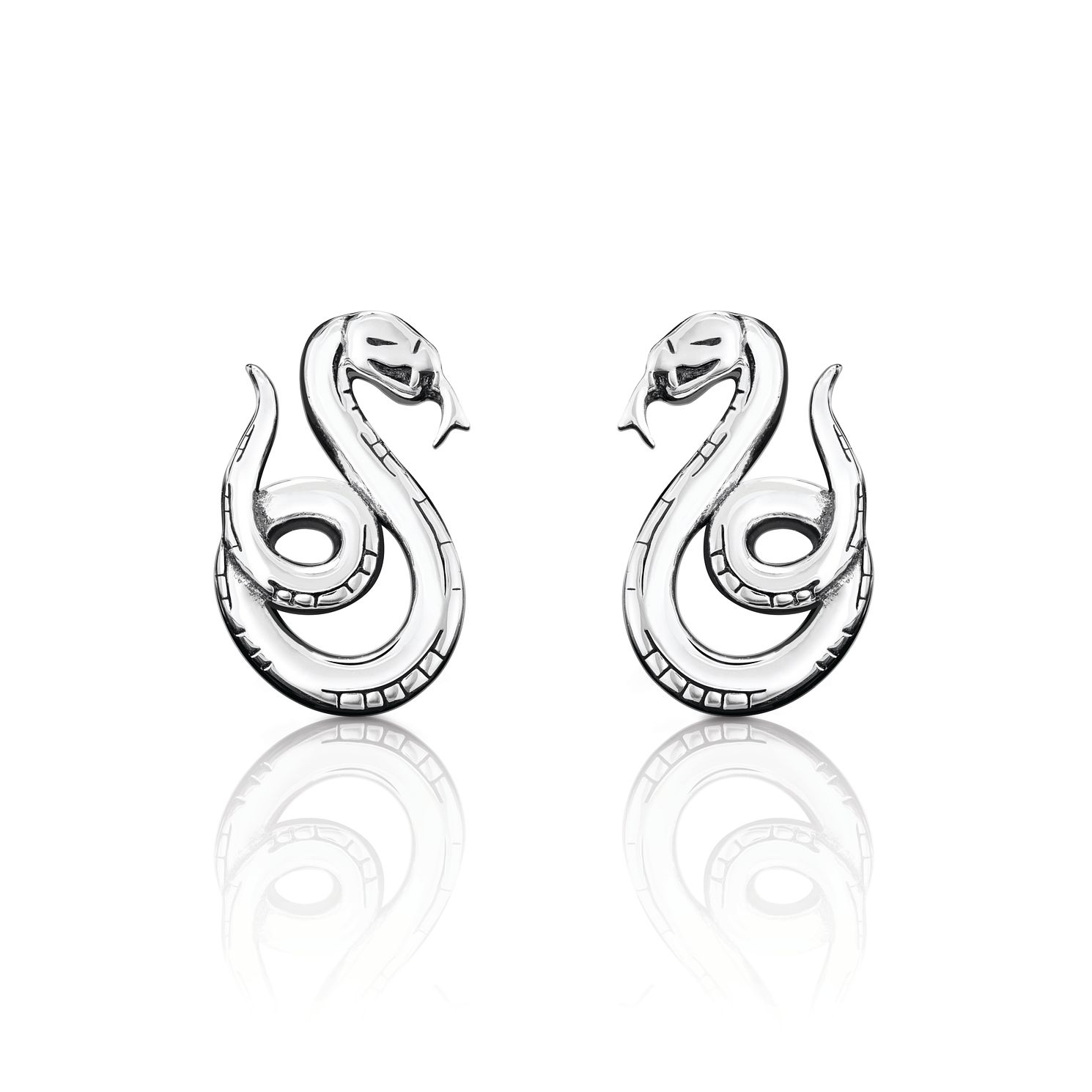Chamilia Harry Potter Slytherin Stud Earrings - Product number 3172570