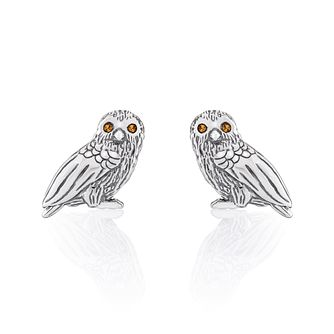 Chamilia Harry Potter Swarovski Crystal Hedwig Stud Earrings - Product number 3172619