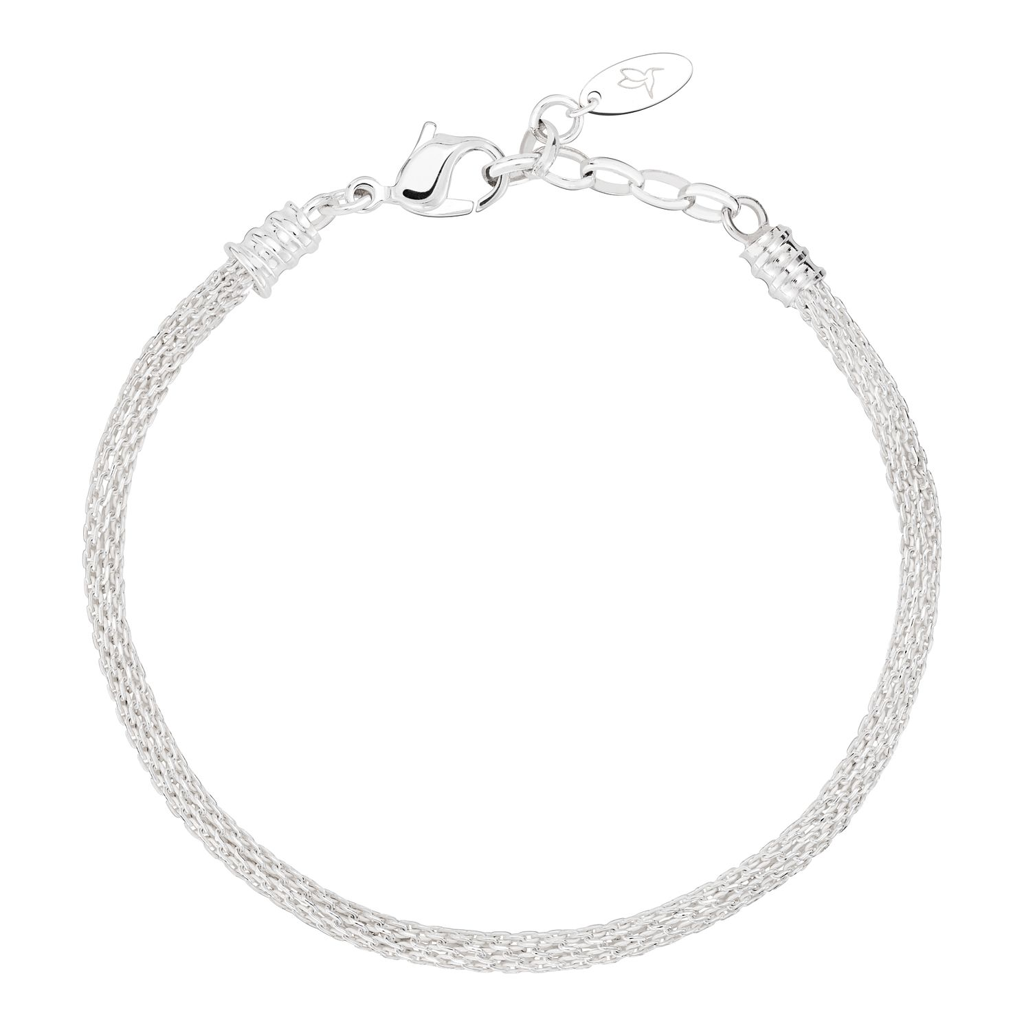Chamilia Sterling Silver Thick Mesh Bracelet - Product number 3175049