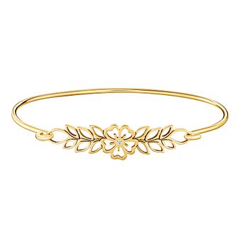 Chamilia Open Hibiscus ID Bangle - S/M - Product number 3175065