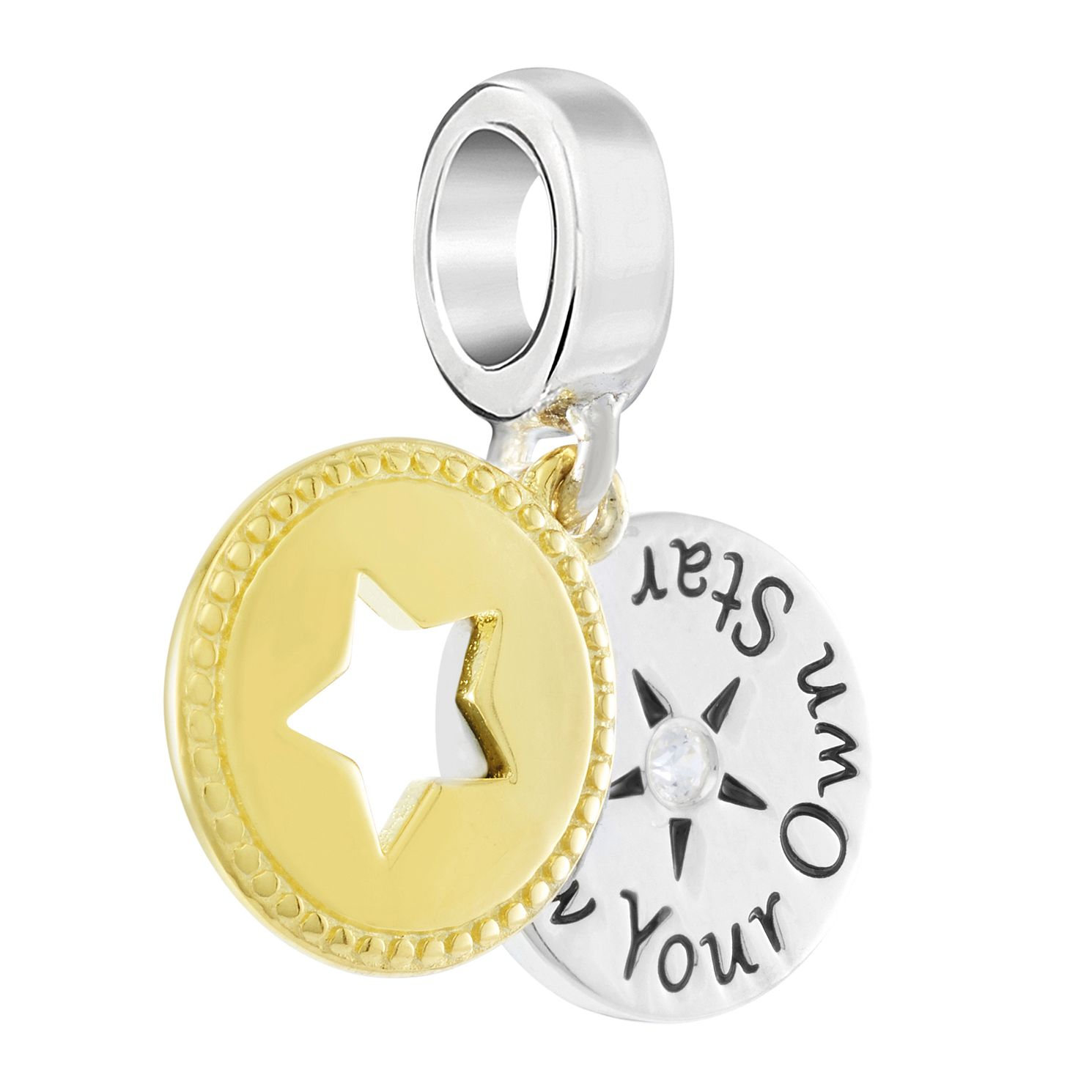 Chamilia Follow Your Own Star Charm - Product number 3175197