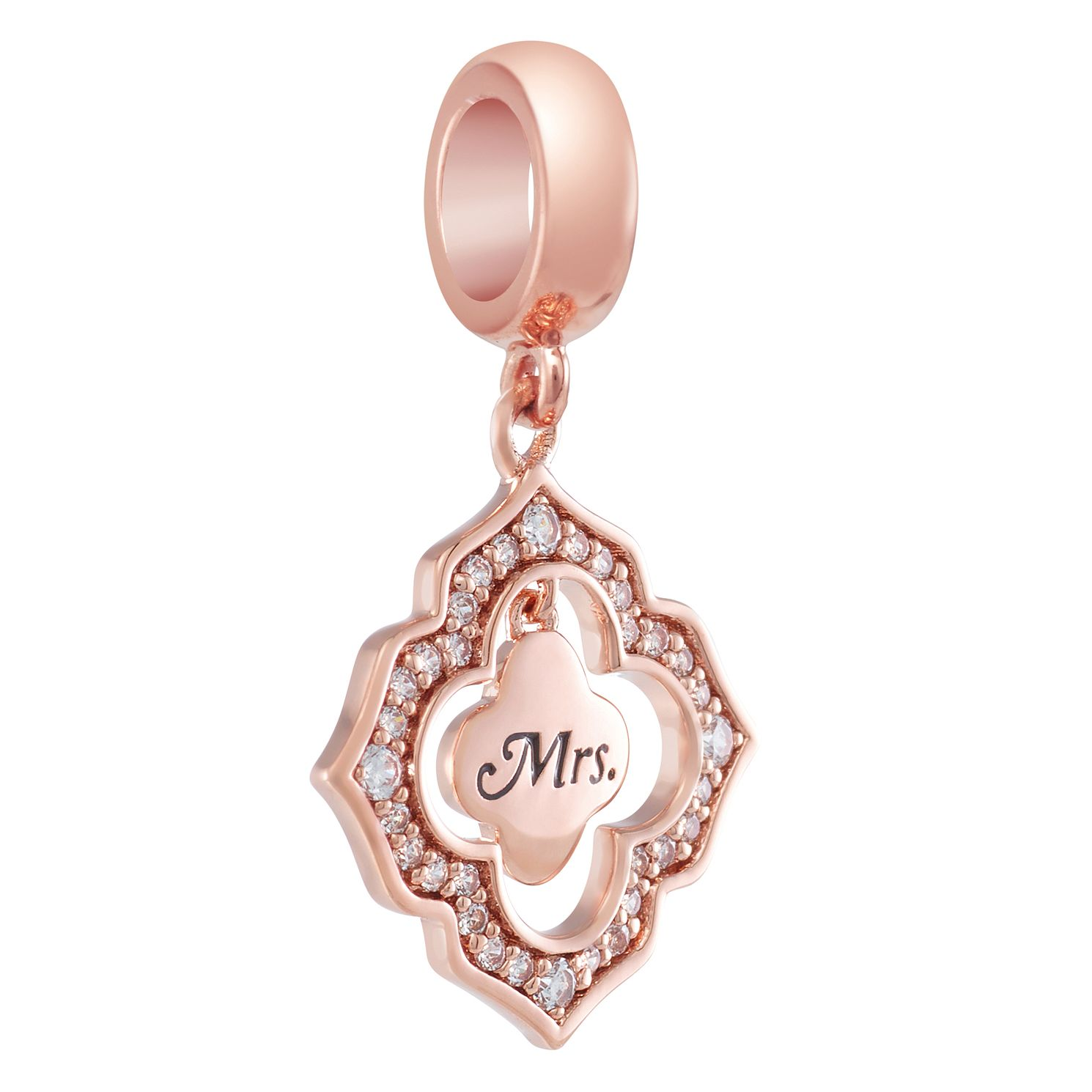 Chamilia Blush Mrs Ornamental Charm - Product number 3175472