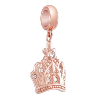 Chamilia Blush Royal Tiara Charm - Product number 3175480
