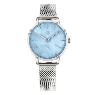 Tommy Hilfiger Lily Ladies' Stainless Steel Bracelet Watch - Product number 3175642