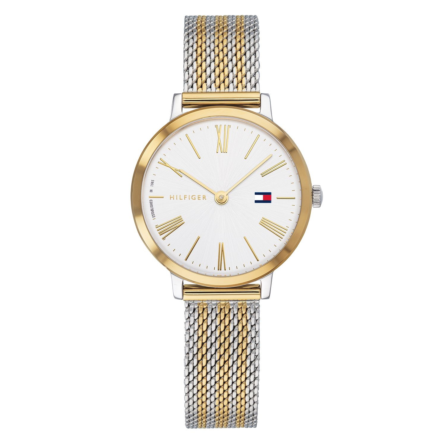Tommy Hilfiger Project Z Ladies' Two Tone Bracelet Watch - Product number 3175790