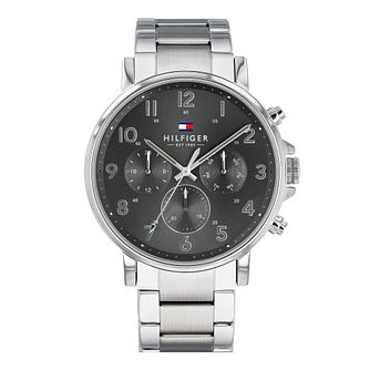Tommy Hilfiger Daniel Men's Stainless Steel Bracelet Watch - Product number 3175871