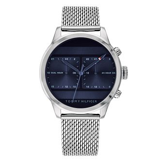Tommy Hilfiger Icon Men's Stainless Steel Bracelet Watch - Product number 3175987