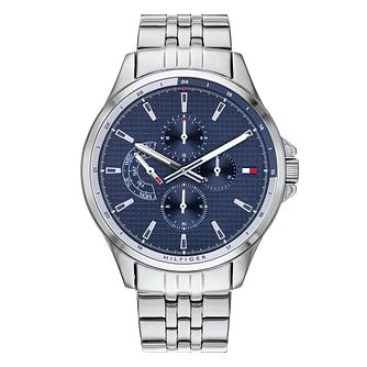 Tommy Hilfiger Shawn Men's Stainless Steel Bracelet Watch - Product number 3176002