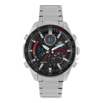 Casio Edifice Men's Stainless Steel Bracelet Watch - Product number 3177246
