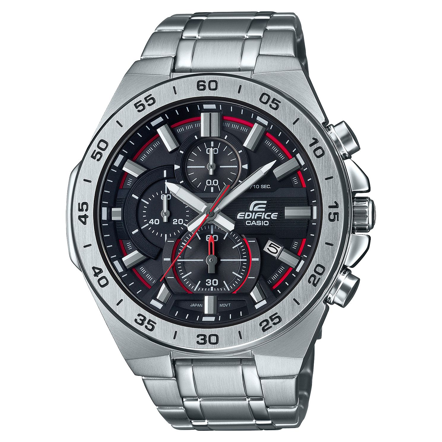 Casio Edifice Men's Stainless Steel Bracelet Watch - Product number 3177270