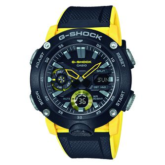 Casio G-SHOCK Carbon Core Guard Men's Resin Strap Watch - Product number 3177378