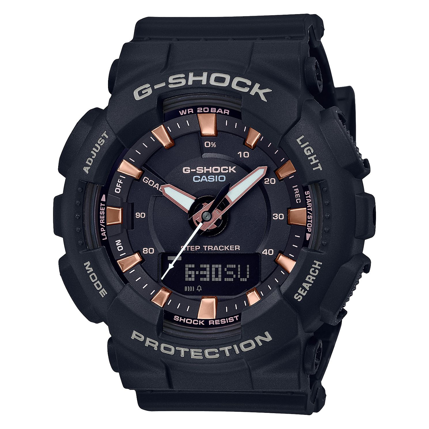 Casio G-SHOCK Black Resin Strap Watch - Product number 3177564