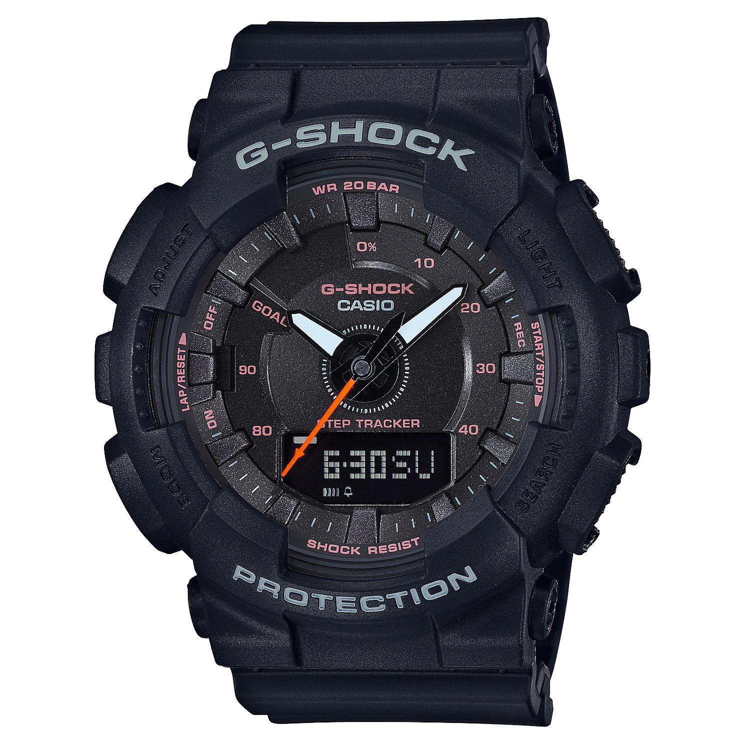 Casio G-SHOCK Black Resin Strap Watch - Product number 3177777