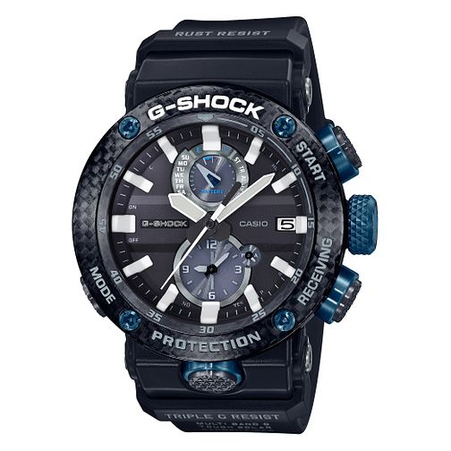 Casio G-SHOCK Carbon Monocoque Gravitymaster Black Watch - Product number 3177866