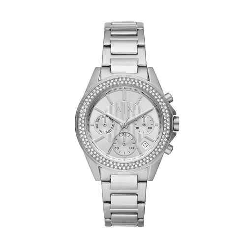 Armani Exchange Lady Stainless Steel Bracelet Watch - Product number 3178463