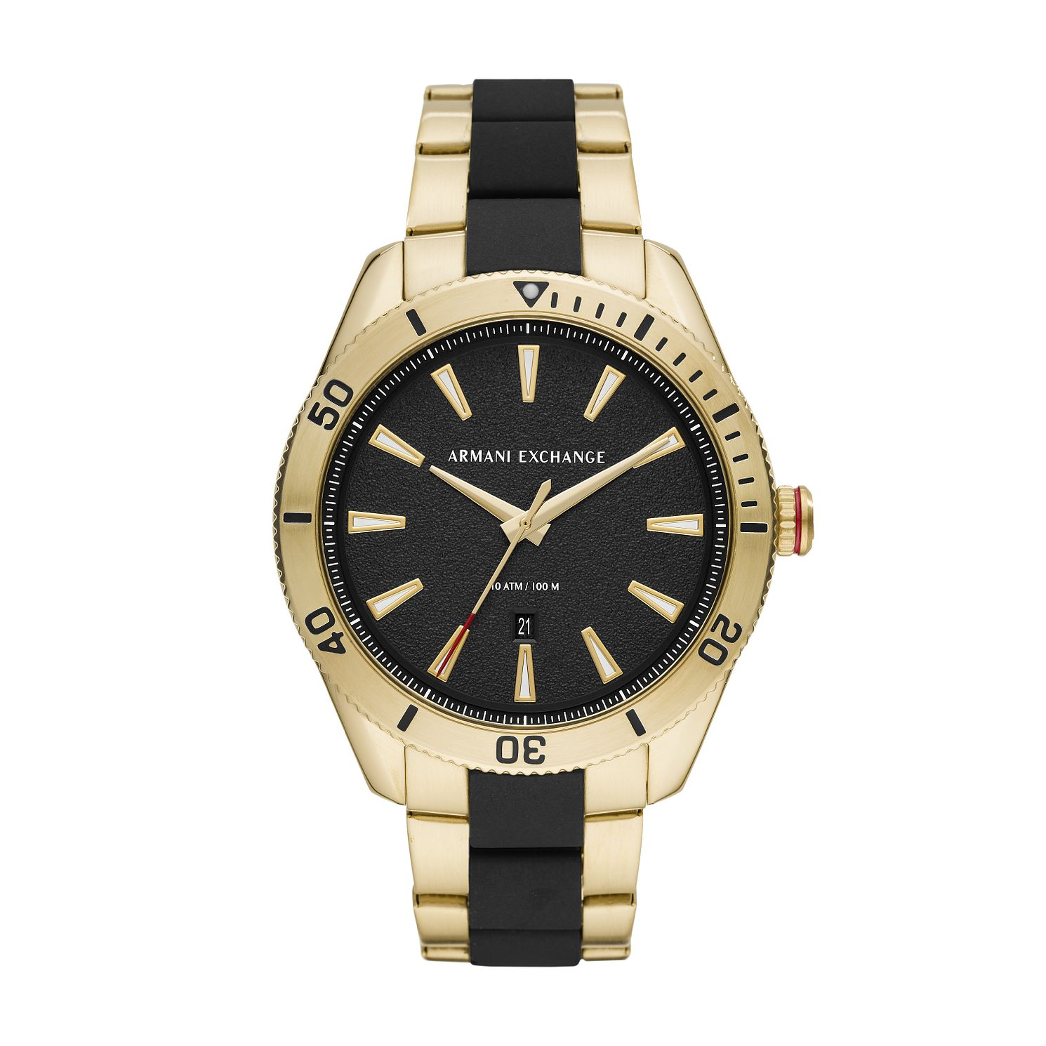 Armani Exchange Men's Two Tone Bracelet Watch - Product number 3178544