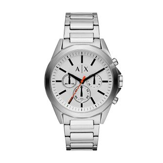 2df9becce97 Armani Exchange Men s Stainless Steel Bracelet Watch - Product number  3178579