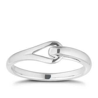 Love & Be Loved Sterling Silver Ring - Product number 3184625