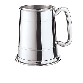 Classic Collection One Pint Personalised Pewter Tankard - Product number 3217779