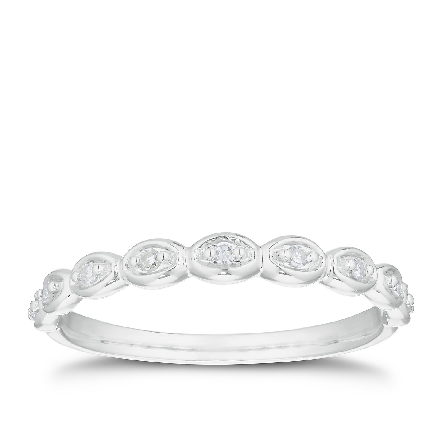 Platinum Diamond Band - Product number 3225216