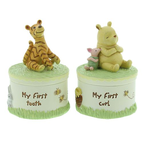 Disney Classics Winnie The Pooh First Tooth & Curl Gift Set - Product number 3233677